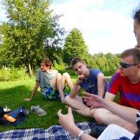 Action Camp in der fränkischen Schweiz